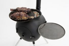 Oz Pig Portable Cooking / Heating Range