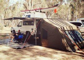 Oz Tent Camping Range
