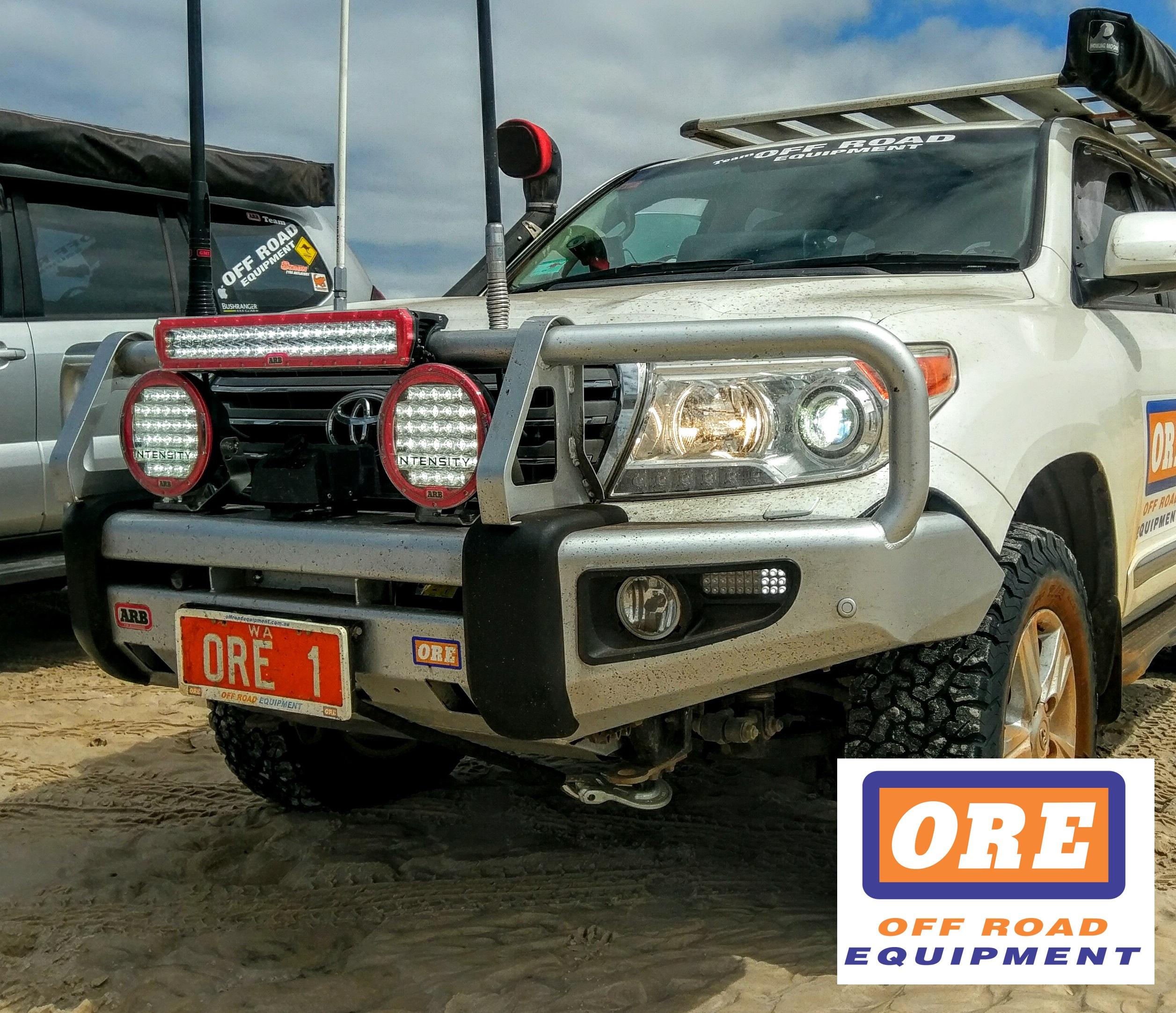 Arb Deluxe Bar Off Road Equipment